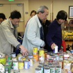 Volunteer with Catholic Charities during Lent