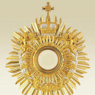 Every Friday: Exposition and Silent Adoration of the Blessed Sacrament
